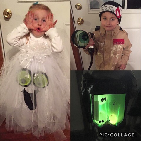Homemade Costume Ideas