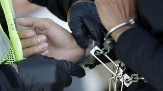 immigration generic, handcuffs generic