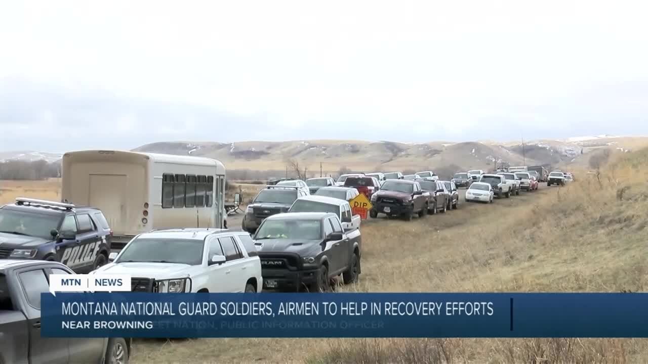 Search for three-year old Arden Pepion continues in Glacier County
