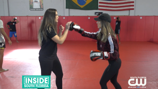 Master Your Best MMA Moves at MMA Masters!
