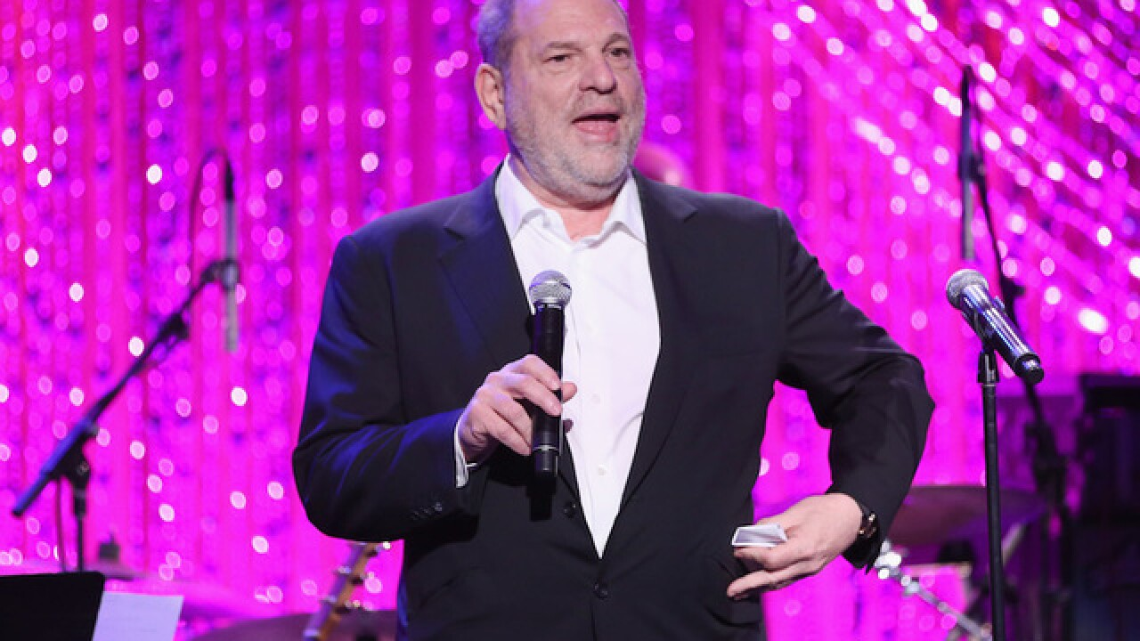Hillary Clinton 'shocked and appalled' by Weinstein accusations