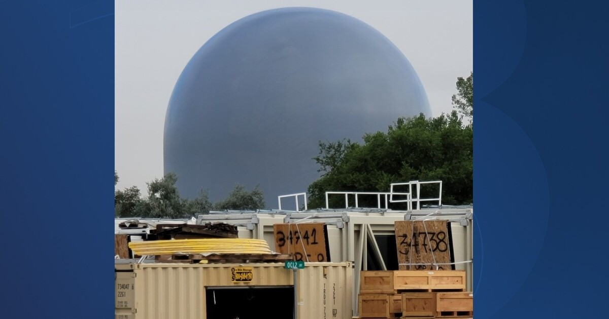 Mysterious orb appears in Ogden, cofounds residents