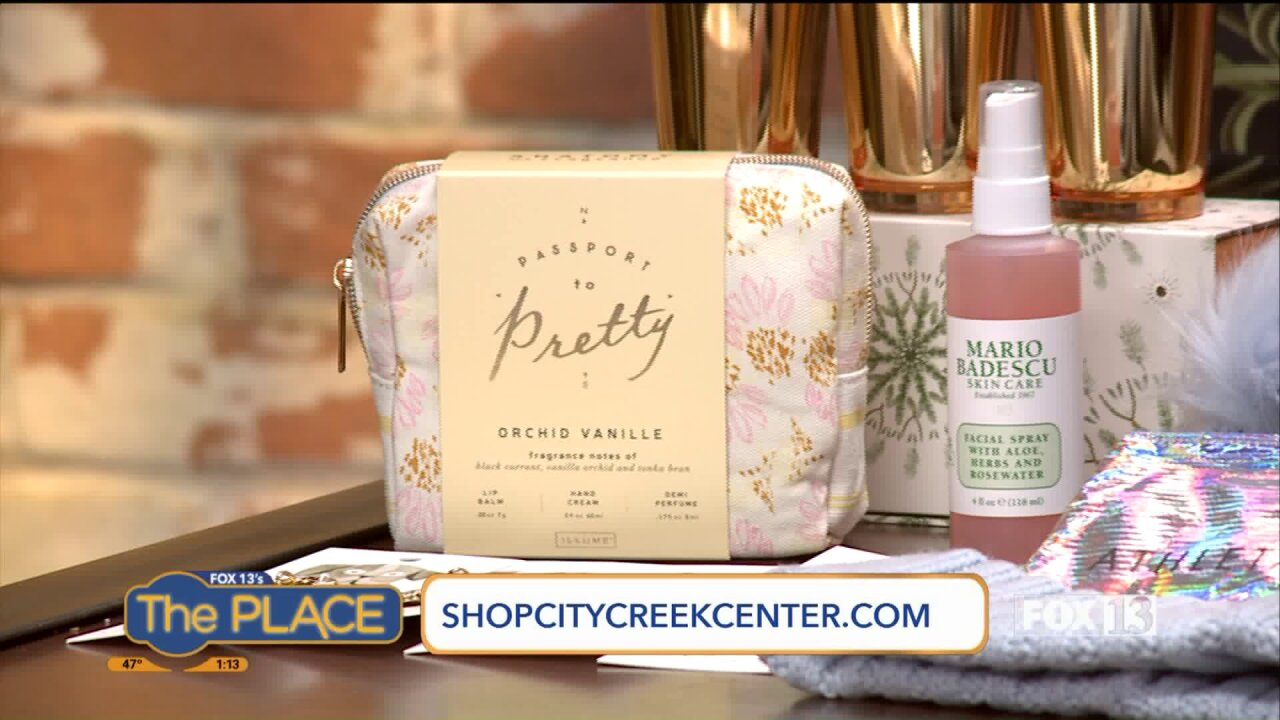 Stocking Stuffers and Last-Minute Gifts from City CreekCenter