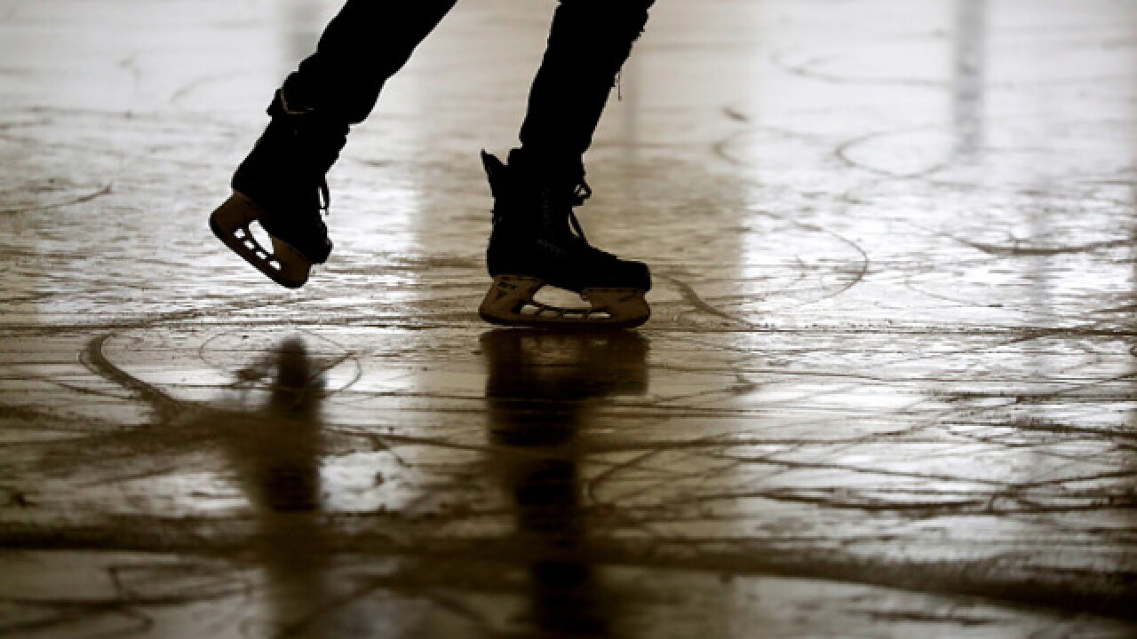 Free outdoor ice skating returning to Village of Hamburg