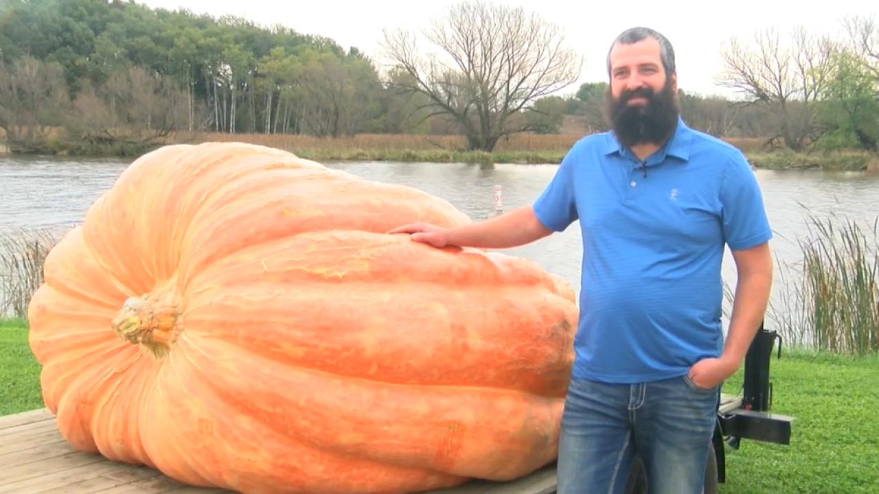 Wisconsin Pumpkin