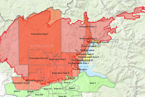 East Troublesome Fire evacuation map_Oct 28 2020
