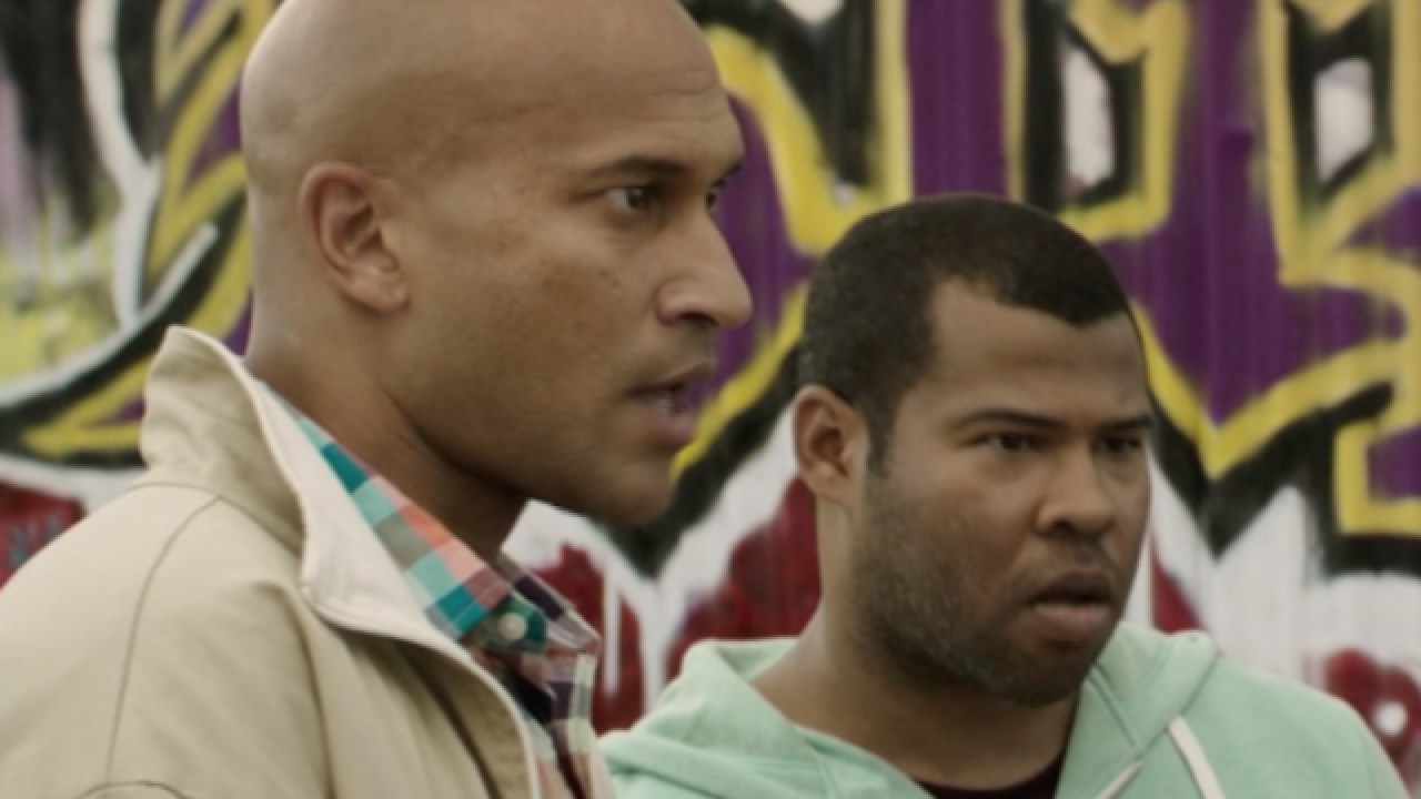 'Keanu' movie review: Key & Peele's film debut is funny but sluggish