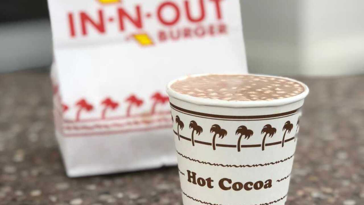 In-N-Out Hot Chocolate