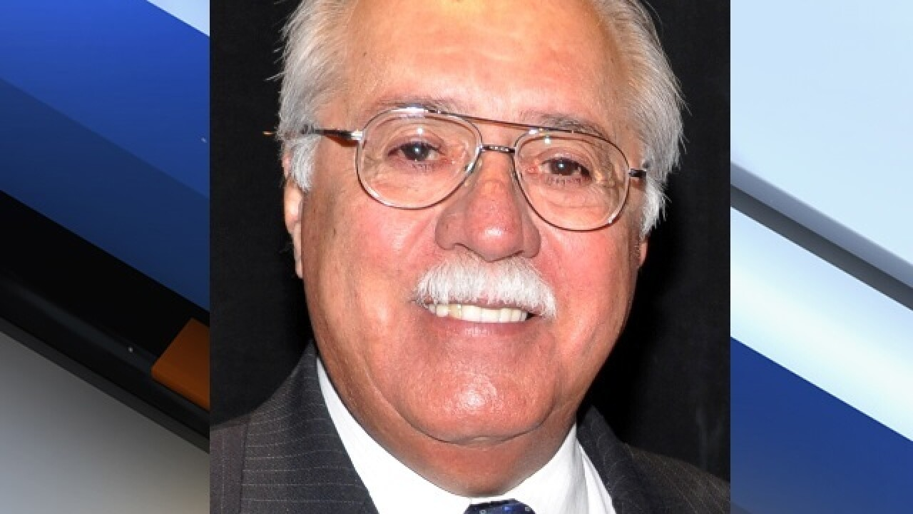 Arizona Congressman Ed Pastor dies at 75