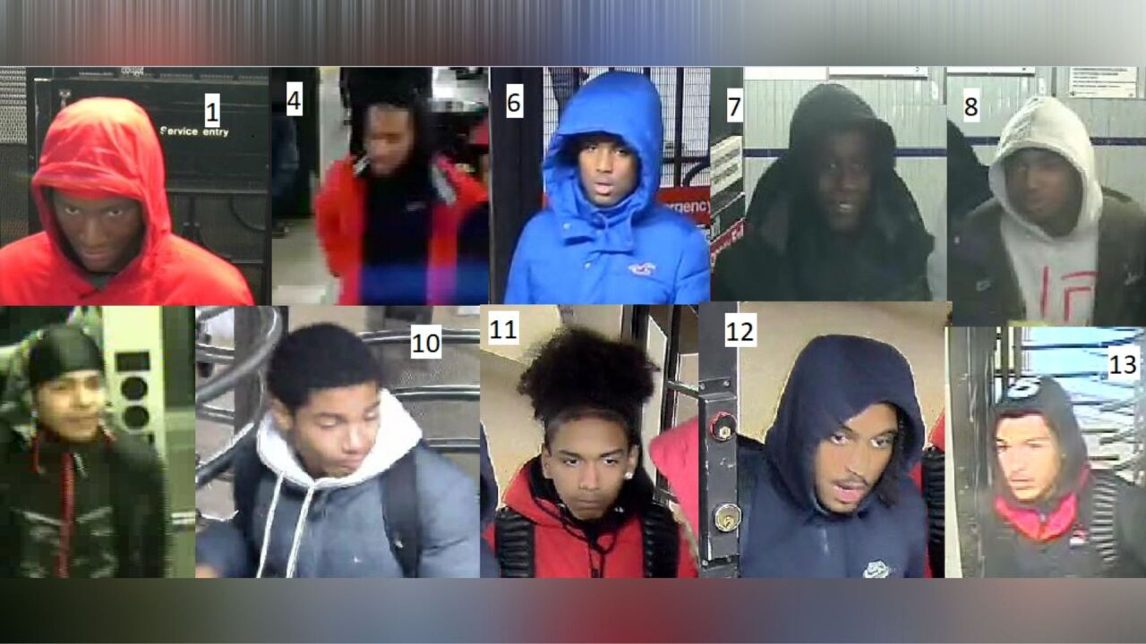 Group wanted for over a dozen newsstand robberies citywide: police