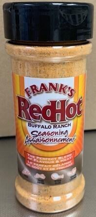 Franks RedHot Buffalo Ranch Front