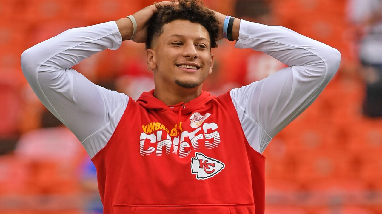 Patrick Mahomes' Texas hometown plans to adopt Red Friday