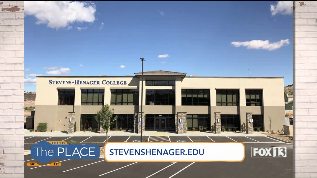 There's a new way for people in St. George to earn adegree