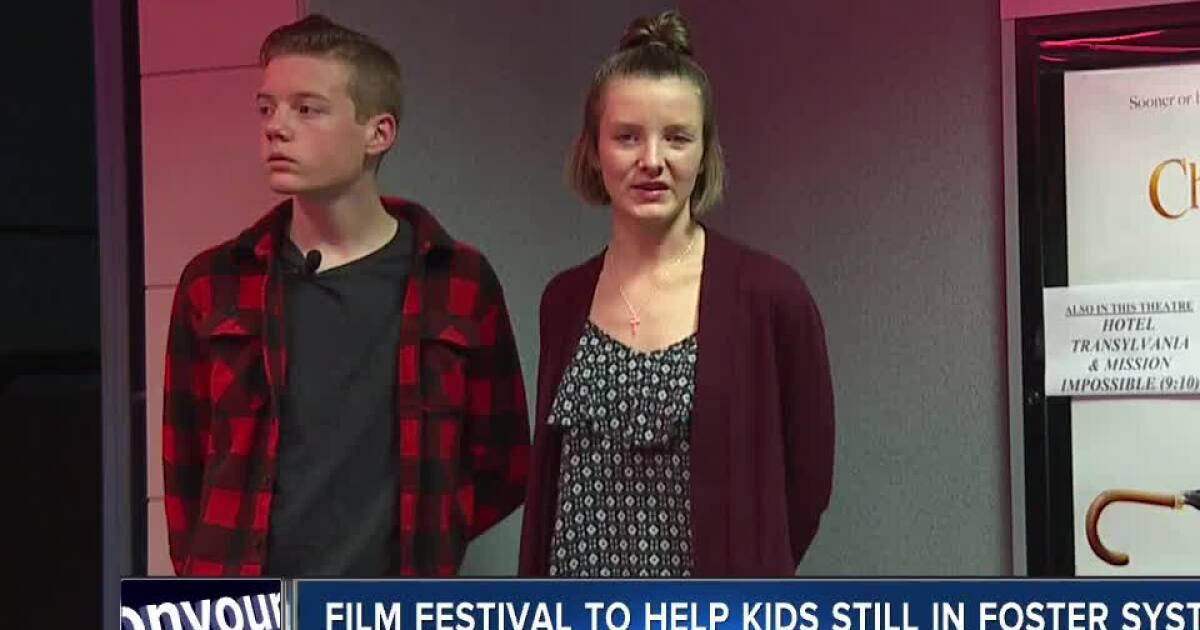 Former foster kids raising awareness through film festival
