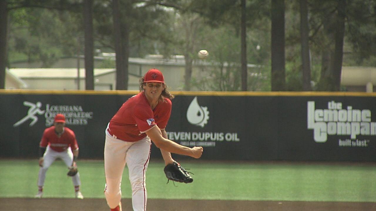 Carter Robinson Louisiana Baseball 2021