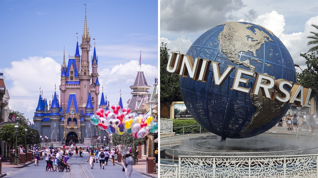 Walt Disney World and Universal Studios to End Temperature Checks for Staff and Visitors