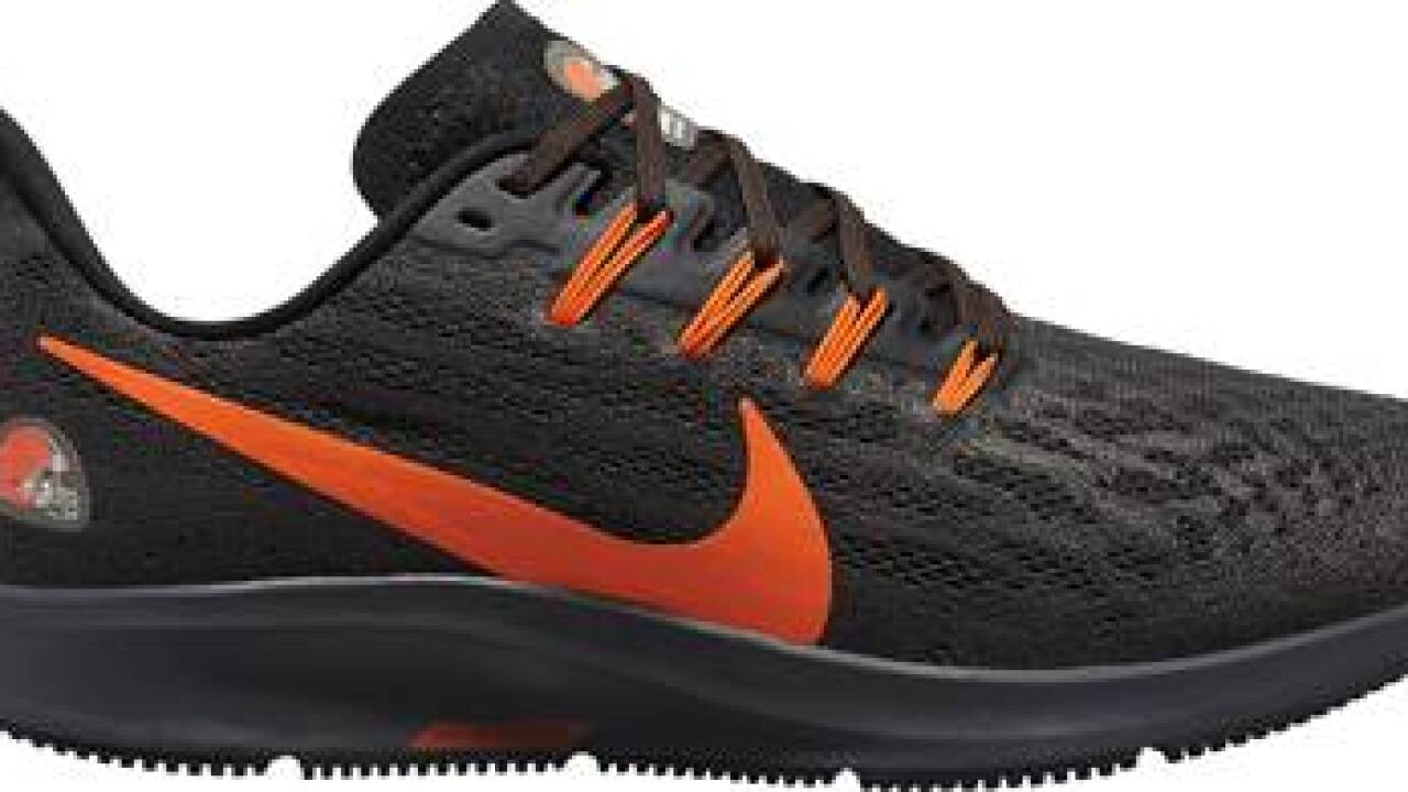 super popular bd3ee 39d53 Dick's Sporting Goods to sell Cleveland Browns Nike's