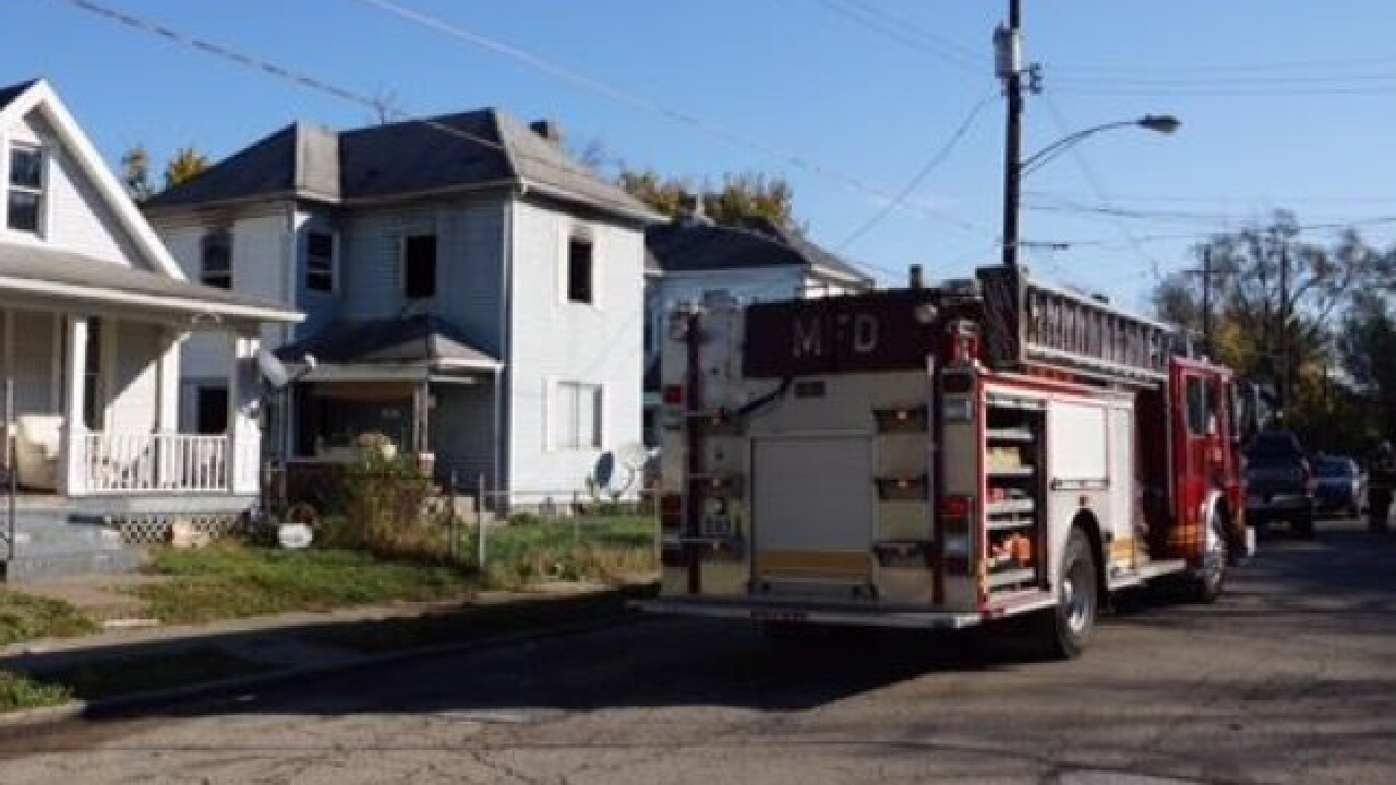 1 person found dead after Middletown fire