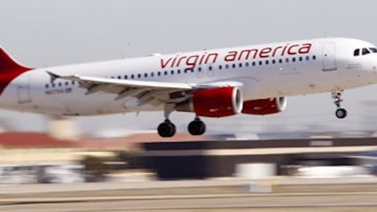 Alaska Air buys Virgin America for more than $2B