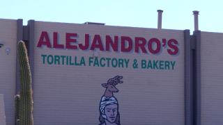Alejandro's Tortilla Factory exterior