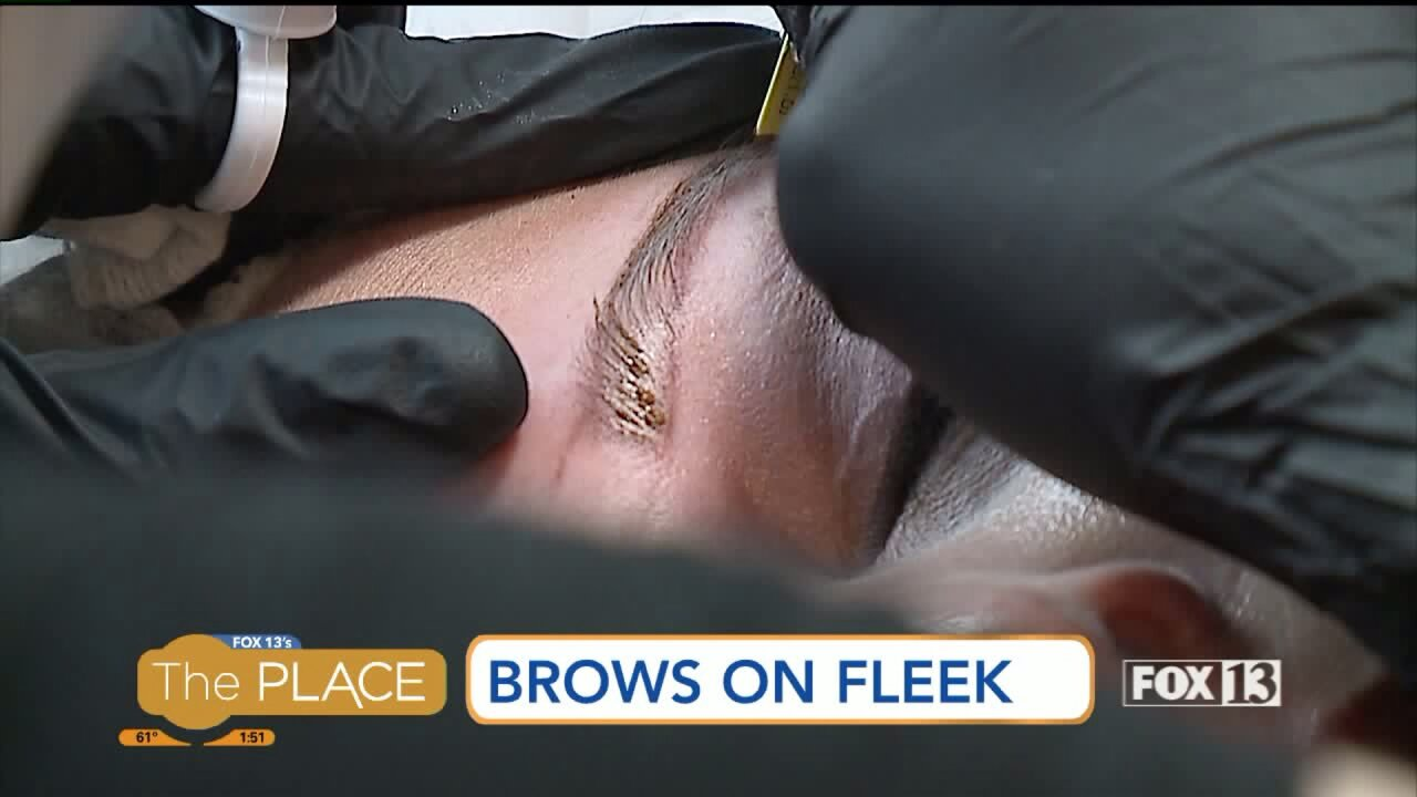 Beauty Buzz: Microblading