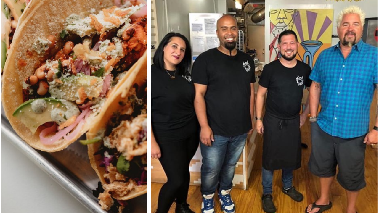 Richmond restaurant will be featured on Guy Fieri's 'Diners, Drive-Ins and Dives' this week