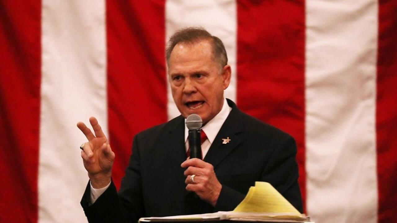 Alabama foes make final push before big Senate vote