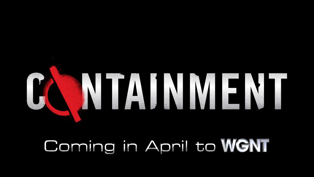 Video: CONTAINMENT trailer. Series premiere April 19 onWGNT