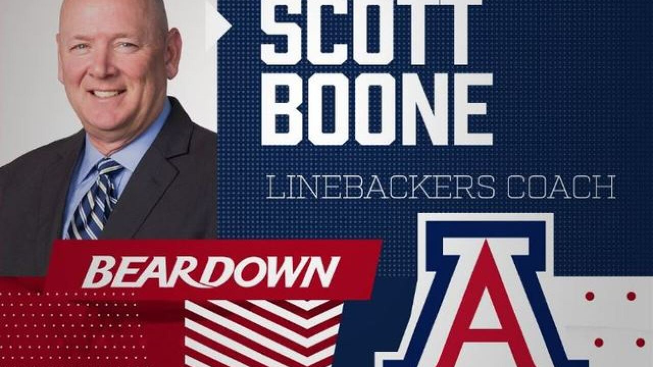 Arizona Wildcats hire new linebackers coach