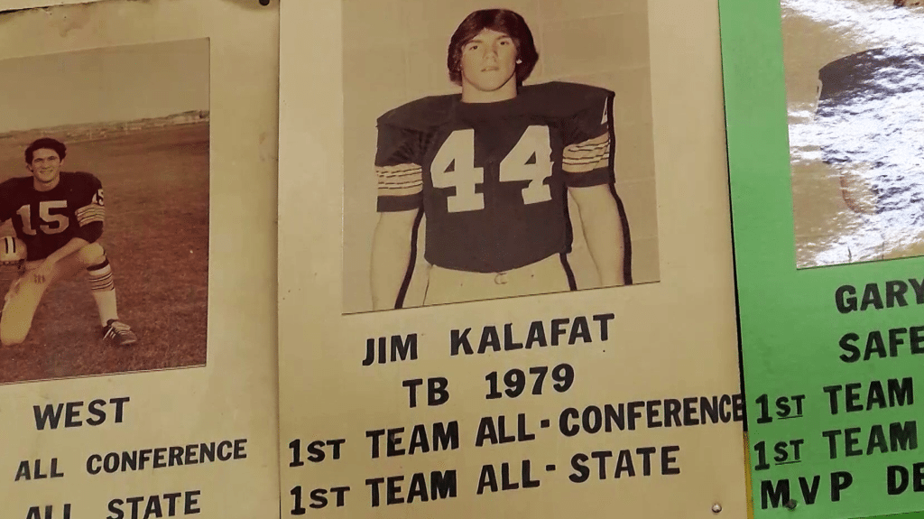 #MTTop40: Jim Kalafat became a record-setting star on Montana State's defense