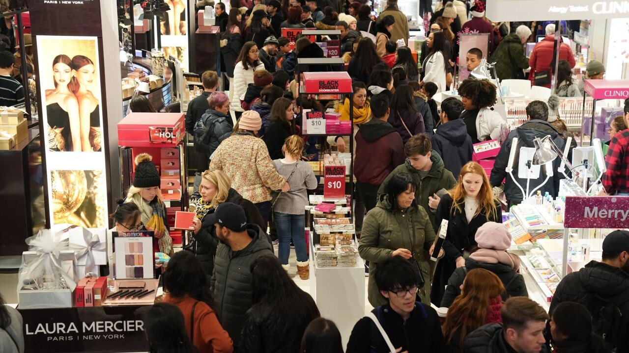 Black Friday kicks off with $4.2B Thanksgiving online shopping feast
