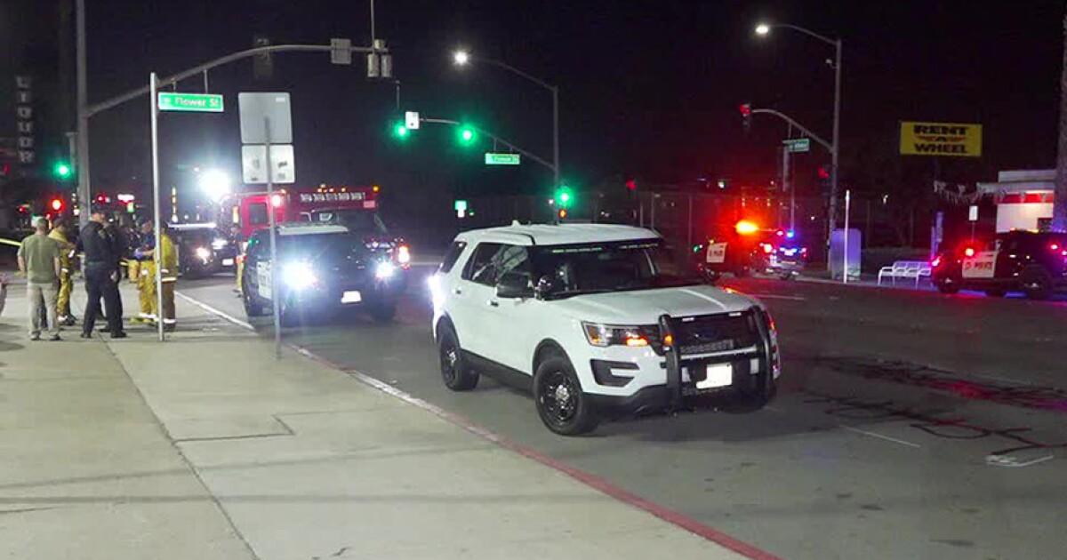 2 men attacked, stabbed at Chula Vista intersection
