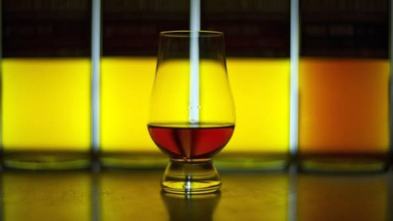 Artificial tongue that can identify different whiskies could put an end to counterfeiting