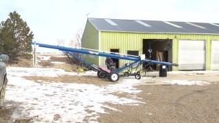 Seasonal farm repairs underway