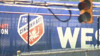 FC Cincinnati stadium construction