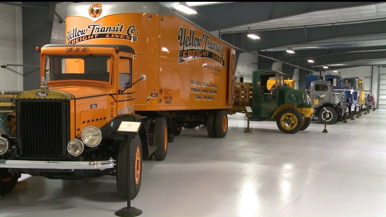 Keystone Truck & Tractor Museum