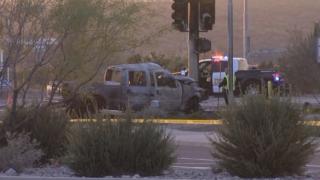 Deadly crash in Peoria