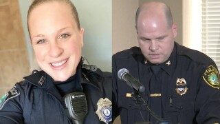 'A true hero': Police chief gives emotional account of incident that killed Virginia officer