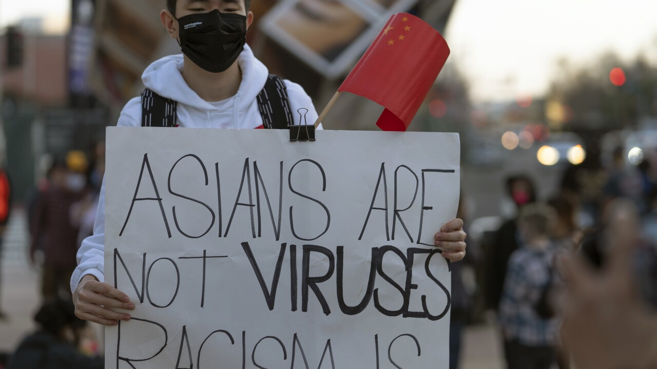 Anti Asian Hate Crimes