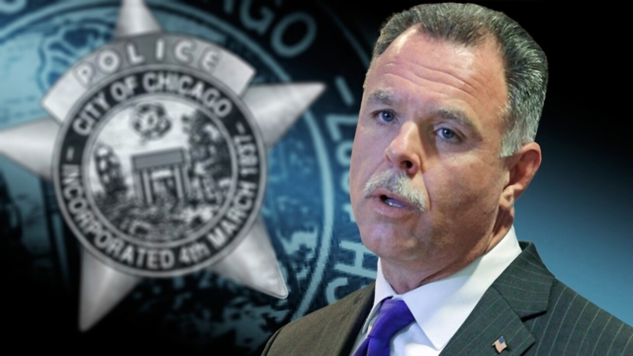 Chicago mayor fires city police superintendent