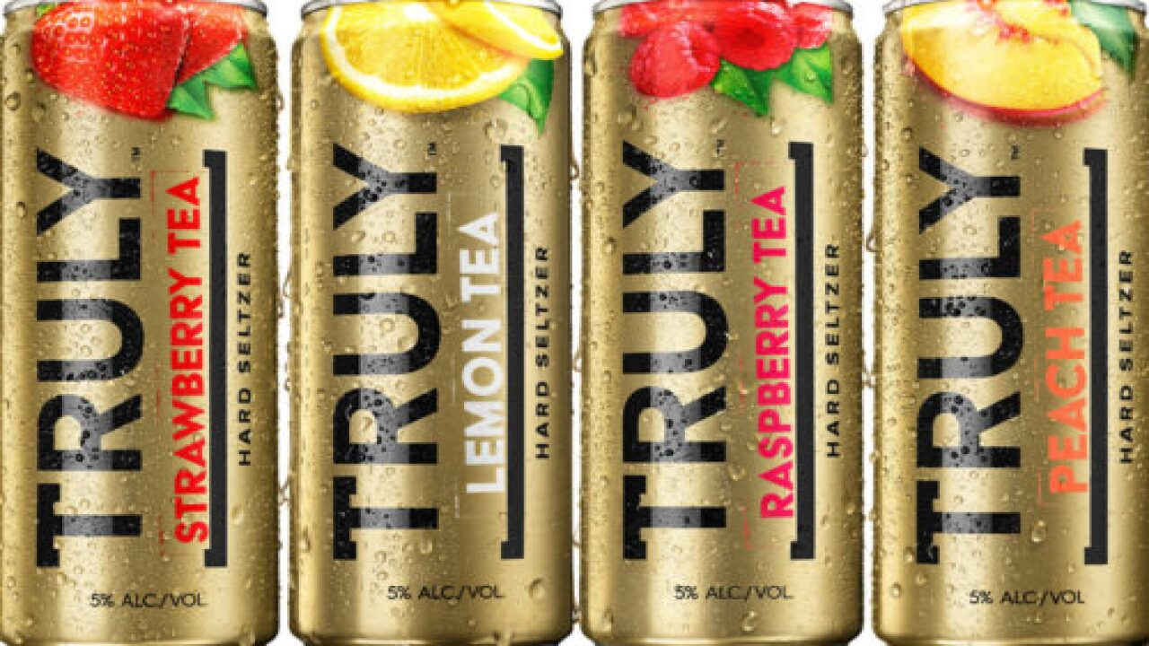 Truly Is Releasing An Iced Tea And Hard Seltzer Hybrid
