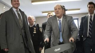 Jury in Harvey Weinstein's rape trial to begin deliberating Tuesday