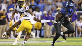 LSU Kentucky Football