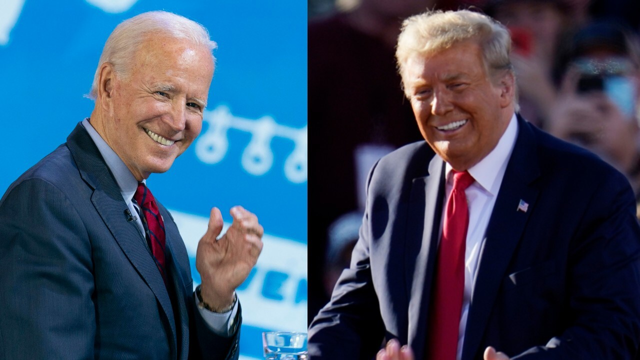 Statements: Biden, Trump react to the race being called for the former VP