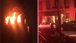 6 injured in Upper East Side fire: FDNY
