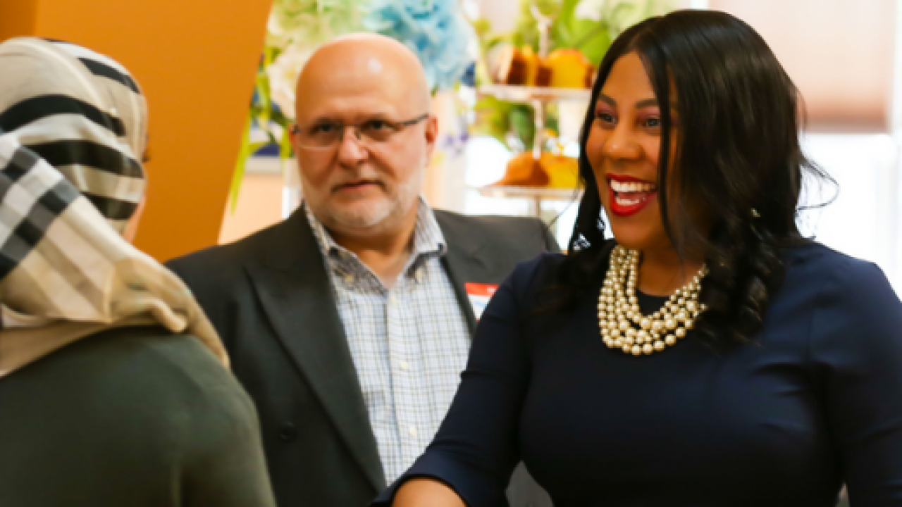Sheila Bynum-Coleman wants to address 'the epidemic of gunviolence'