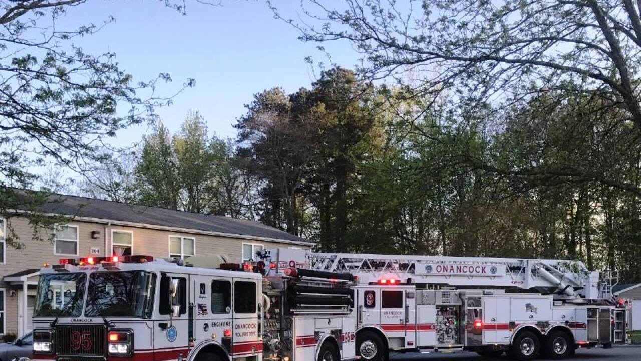 Person medevaced from Eastern Shore after electrocution