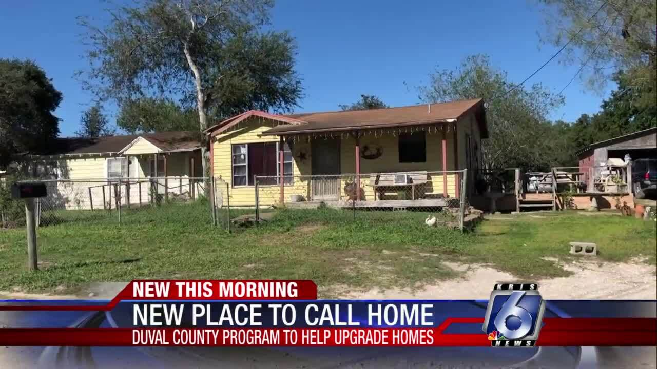 Duval County program aims to spruce up local housing