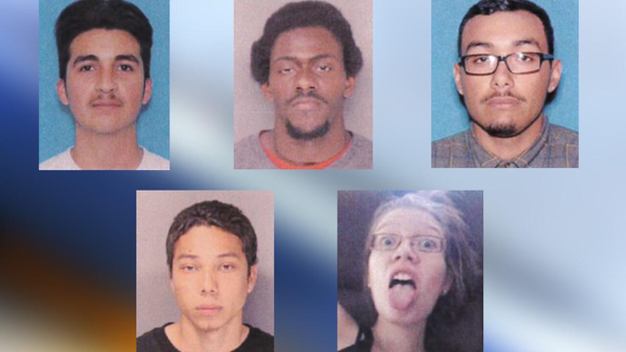 Seven arrested in home invasion spree