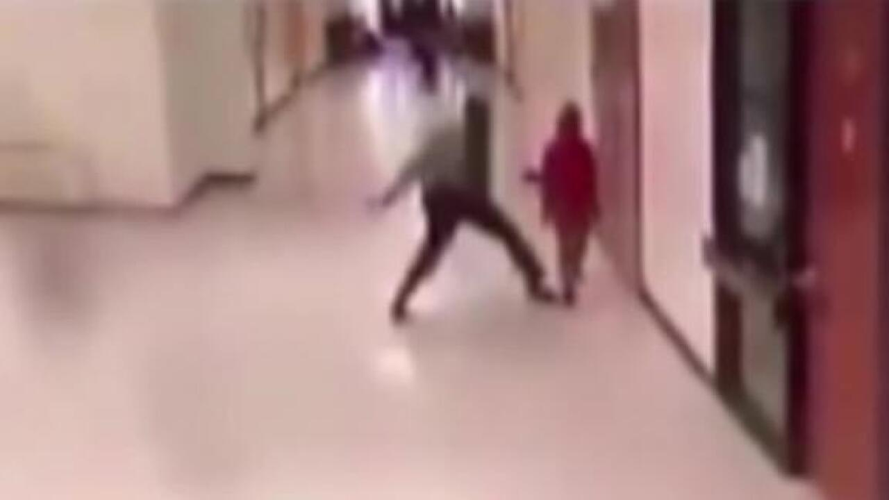 Video shows North Carolina school resource officer slamming and dragging 11-year-old boy